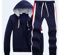 Winter Jogging Mens Tracksuits Sportsuits Fashion Sportswear Hoodies Trousers Coats Pants Jackets Big Horse game