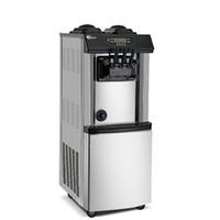Street Food Softeismaschine vertikale Eismaschine 220.110V Spezifikation digitale Steuerung Eismaschine