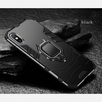For iphone 11 XR armor XS magnetic finger ring 8 car bracket...