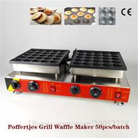Poffertjes 그릴 네덜란드어 미니 팬케이크 메이커 Nonstick 베이킹 머신 50 PCmoulds 220V 110V CE Brand New