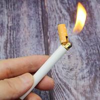 창조적 인 담배 라이터 연삭 휠의 특성 화염 풍선 라이터에 가스 금속 시가 부탄 라이터가 도구를 흡연 모양