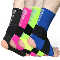 1PCS Sports Safety Ankle Support Strong Ankle Bandage Elasti...