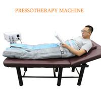Luftdruck Pressotherapie abnehmen Maschine mit Far Infrared Lymphdrainage Ausrüstung Pressotherapie Maquina de Presoterapia Equipo