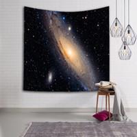 2020 Milky Way E Estrela Padrão Toalha de Praia 16lsa lavável Sun Proteção Tapestry 3D Impresso Digital Xaile Top Quality B