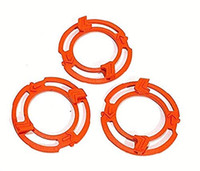 ロックリング(保持プレートホルダー)フィリップスのためのフィリップ剃毛ヘッドモデル/タイプSH70 SH90 RQ12プラス+ S7370 S9311 S7000 S900