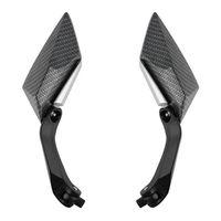 Vente une paire de moteur de scooter rétroviseur pièces moto accessoires pour Suzuki pour Kawasaki Honda pour Yamaha livraison gratuite