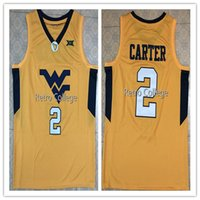 New Arrival. 2019 new High Quality 2 Jevon Carter West Virginia  Mountaineers College Mens Basketball Jersey Custom ... b43675417
