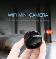 WiFi Mini Boby IP Caméra IP HD 1080P IR Night Vision Visionnage Vidéo Caméra Vidéo Wireless Home Security Surveillance Caméscope MC56