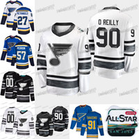 2019 All Star St. Louis Blues Wladimir Tarasenko David Perron Bozak Ryan O'Reilly Joel Edmundson Allen Brayden Schenn Schwartz Trikot