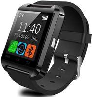 U8 relógio inteligente UWatch Bluetooth relógio inteligente Fit For Samsung Galaxy S4 S5 S6 S7 Borda Nota 3 4 5 HTC Nexus Sony LG Huawei Smartphones Android