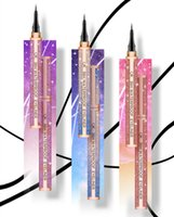 Net red explosion model QIC star eyeliner waterproof and swe...