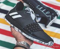 new styles fcb06 5db16 Vente chaude Harden vol 3 chaussures de Basketball noir pour Top Quality new  James Harden Livraison
