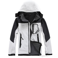 Hot 2019 Classic NF BRAND MEN' s oudoor hooded Polartec ...
