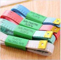 Multi Function Mini misura righello colorato comodo pieghevole Tape Measure durevole di usura Nastri resistenti vendita calda