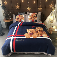 Custom Made Thumbedding Modern Bedding Sets Queen Size For D...