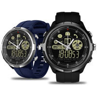 Zebraze VIBE 4 HYBRID Sports Smart Watch da 1.24 pollici FSTN Mechanical Hands Zaffiro SmartWatch Men Remote Camera Pedometro