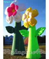 تخصيص 3 متر متعدد الألوان زهرة نفخ عباد الشمس للحدث / المرحلة الديكور