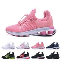 designer fashion 88f51 6e166 Nouvelle Arrivée Shox Gravity 908 Chaussures De Course Pour Hommes Femmes  VC Chaussures triple s Sports