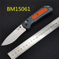 Benchmade BM15061 Osborne folding knife S30V blade, purple G...