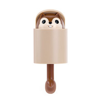 Coat Wall Hook Key Holder Creativity Outstretch Squirrel Hoo...