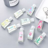 Travel Portable 30ml Candy Color Mini Hand Sanitizer Anti- Ba...