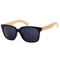 النظارات الشمسية للرجال ترف النساء الطبيعية الخيزران مكبرة عالية الجودة نظارات شمسية الموضة النسائية نظارة شمسية ريترو مصمم النظارات الشمسية 5J2T10