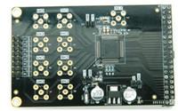 Freeshipping عالية السرعة التناظرية إلى وحدة رقمية وحدة 16bit 200KSPS م مع 8 قنوات لوحة تطوير FPGA AD7606