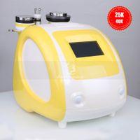 Оптовая машина RF кавитации 25к 40к ультразвуковой кавитации кавитация 5mhz RF для кожи затягивает похудения тела