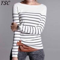 YUNSHUCLOSET Женские свитера Вязаные кашемира шерстяной свитер нашивки Горячие Продажи женщина Зимняя одежда пуловер Бесплатная доставка