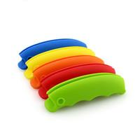 مريحة حقيبة شنقا حامل جودة الذكور طبق حمل حقائب أدوات المطبخ سيليكون الحلوى لون حفظ جهد أدوات المفاتيح DBC DH1104