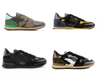 Top Mix Fashion Sneakers Camo Camouflage Rockrunner Casual S...