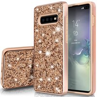 Hybird 2 in 1 Luxury Diamond Rhinestone Glitter Phone Case F...