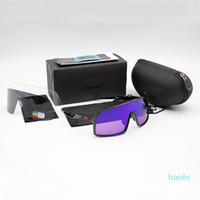 مصمم Luxary-الدراجات الجديدة النظارات الشمسية العلامة التجارية Sutro رجل إمرأة موضة النظارات الشمسية المستقطبة الرياضة في الهواء الطلق نظارات TR90 3 أزواج عدسات