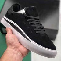 2020 Nuovo Sabalo X Hardies Casual Scarpe Chaussures Classic ADI modo del Mens di lusso del progettista delle signore delle donne Campus Pelle Skate Sneakers scuola