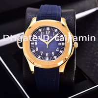 caijiamin-mens Automatic 2813 movimento 40 milímetros pulseira de borracha confortável ouro shell 5ATM impermeável luminosa relógios de pulso montre de luxe