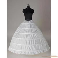 Pas cher robe de bal Robes de mariée pas cher Peticoat Jupon Robe formelle Marque Nouveau Grand Accessoires longue de mariage