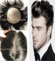 Lace Wig for Black Men Toupee Mens Lace Stockings Full Silk ...