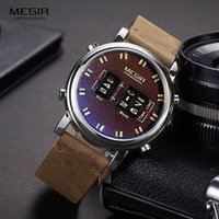 MEGIR ML2137GBN-10 Белый кофе
