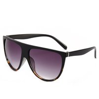 عام 2020 نظارات شمسية مصممة جديدة للرجال النساء العدسات الضخمة على حافة زجاج الشمس