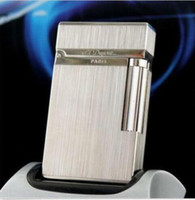 New Memorial S. T Lighter 007 lighters Silver Bright Sound!!!...