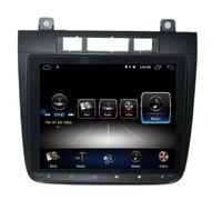 Android автомагнитолы с точным GPS навигация видио HD1080 мультитач микрофон экран Bluetooth для VW Touareg 10.1inch