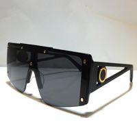 5188 تصميم نظارات شمسية للنساء الأزياء الشعبية النظارات الشمسية حماية للأشعة فوق البنفسجية كبيرة عدسة اتصال بدون إطار أعلى جودة تأتي مع حزمة