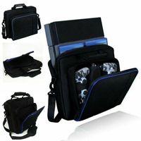 الأزياء سفر كاري حقيبة التخزين السفر واقية حقيبة يد كتف حقيبة للبلاي ستيشن 4 ملحقات أجهزة PS4