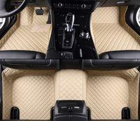 الطابق سيارة مخصصة حصيرة لنموذج MERCEDES BENZ CL CLA CLK CLS ML GL GLA GLS ML GL GLA GLC GLE GLK GLS SL SLC SLK AMG مايباخ فيانو