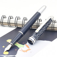 New Luxury Stift Petit Prince Classique Germany MB Brand Roller Kugelschreiber / Kugelschreiber Option Stift zum Schreiben Geschenk