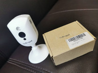 2020 비디오 아기 모니터, HD 디지털 아기 모니터 고용량 배터리가있는 무선 보안 카메라