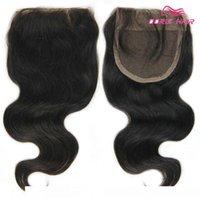 الرباط C 9A الشعر البرازيلي الإنسان اختتام الحرة الجزء الأوسط الجزء الثالث الجزء ال 4x4 بوصة أعلى إغلاق الانسان الشعر اللون الطبيعي الجبهة الرباط Closu