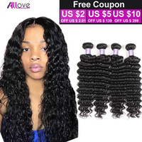 Good Quality Unprocessed Virgin Indian Deep Wave Human Hair ...