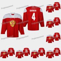 러시아 블라디스 슬라브 Gavrikov 2019 IIHF 세계 선수권 대회 저지 디나르 Khafizullin Ivan Telegin Dmitry Orlov Evgeni Malkin Artyom Anisimov