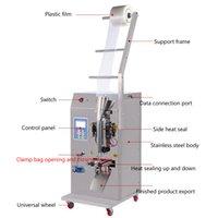 comercial líquido máquina de envasado de condimentos aceite vinagre agua bebida máquina de embalaje sellado de la máquina de llenado de líquido puro